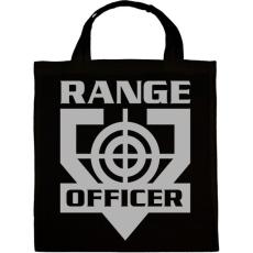 PRINTFASHION Range Officer - Vászontáska - Fekete