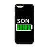 PRINTFASHION SON - Telefontok - Fekete hátlap