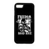 PRINTFASHION Szabadság vagy halál - Telefontok - Fekete hátlap