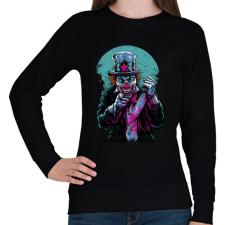 PRINTFASHION Te vagy a következő! - Női pulóver - Fekete női ruházati kiegészítő