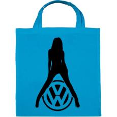 PRINTFASHION Volkswagen fan - Vászontáska - Kék