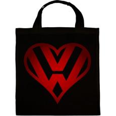 PRINTFASHION Volkswagen szerelem - Vászontáska - Fekete