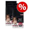 Pro Plan Gazdaságos kiszerelés: 2 x nagytasakos Pro Plan - Large Athletic Puppy OPTISTART (2 x 12 kg)