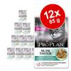 Pro Plan vegyes gazdaságos csomag 12 x 85 g - Sterilised vegyesen