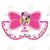 Procos Minnie Egér rózsaszín papír maszk 6db-os