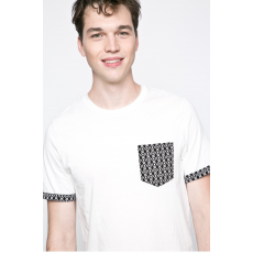 PRODUKT by Jack & Jones - T-shirt Noice Pocket - krém