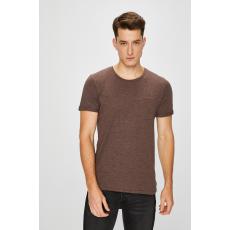PRODUKT by Jack & Jones - T-shirt - sötét barna - 1350266-sötét barna