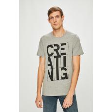 PRODUKT by Jack & Jones - T-shirt - szürke - 1491278-szürke