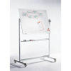 Professional forgatható whiteboard, 100x150 cm