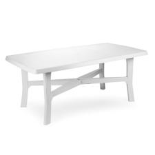 Progarden SENNA asztal fehér színben kerti bútor