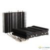 PROLIMATECH Genesis Black Series univerzális passzív CPU hűtő fekete