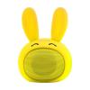 Promate Bunny Mini High Definition Wireless Bunny Speaker Yellow