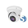 ProVision -ISR PR-DI330IPS36 S-Sight inframegvilágítós kültéri 3 megapixeles fix IP dome kamera