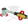 """PROXXON Crowa racsnis kulcs 1/4"""" 52 fog forgó nyelű PROXXON (23.082)"""
