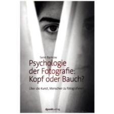Psychologie der Fotografie: Kopf oder Bauch? – Sven Barnow idegen nyelvű könyv