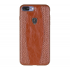 Puloka Curve prémium hátlaptok Apple iPhone 7/8, piros
