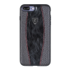 Puloka Curve prémium hátlaptok Samsung G973 Galaxy S10, fekete