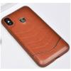 Puloka Waves prémium hátlaptok Samsung G975 Galaxy S10+, barna