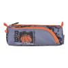 """Pulse Tolltartó, cipzáras,  """"Basketball League"""", szürke-narancssárga"""