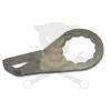 """Puma Air Tools Szélvédőkivágó kés 8A """"U"""" alakú egyenes 24 mm (TP6014-8A)"""