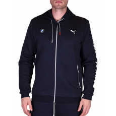 Puma BMW MSP HOODED SWEAT Végigzippes pulóver