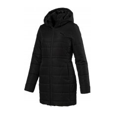 Puma ESS Hooded Padded Coat Black XS