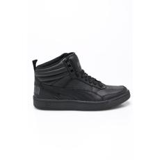 Puma - Gyerek cipő Rebound Street v2 - fekete - 989615-fekete