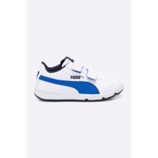 Puma - Gyerek cipő Stepfleex 2 Sl V Ps - fehér
