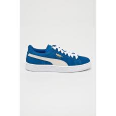 Puma - Gyerek cipő Suede Jr - kék - 1391960-kék