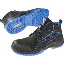 Puma Krypton Blue Mid S3 ESD SRC Védőbakancs munkavédelmi cipő
