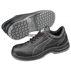Puma Puma 640450 Clarity Low Black S3 SRC Védőcipő