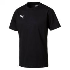 PUMA Safety Puma Liga Casuals póló - fekete
