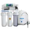 PurePro RO105P RO fordított ozmózis víztisztító nyomásfokozóval