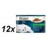 Purina Gourmet Perle Multipack Classic II 12x (4x85g)