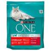 Purina One Sterilcat marhahúsban és búzában gazdag száraz macskaeledel 800 g