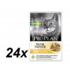 Purina Pro Plan CAT STERILISED Macskaeledel, 24x85g