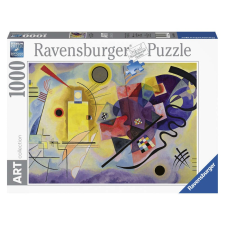 Puzzle 1000 db - Kandinsky: Sárga, Piros, Kék puzzle, kirakós
