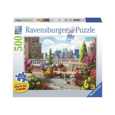 Puzzle 500 db - Tetőterasz puzzle, kirakós