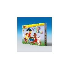 Puzzle : Boribon Szülinapja puzzle 2x12 db-os - kreativ keszletek puzzle, kirakós