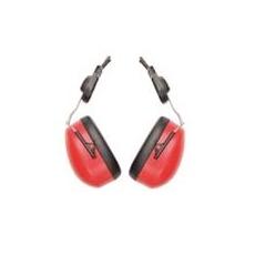 (PW42) Sisakra szerelhető fültok piros