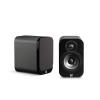 Q Acoustics 3010 Állványra/polcra helyezhető hangsugárzó fekete bőr