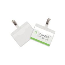 Q-CONNECT Névkitűző 25db-os Q-Connect KF01560 (KF01562) naptár, kalendárium