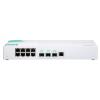 QNAP QSW-308-1C 8 portos Gigabit switch