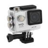 Qoltec 2.0 Waterproof Sports Camera Full HD Qoltec for helmet/bike | Wi-Fi | silver