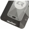 Qoltec Premium Tempered Glass Screen Protector for S7 edge Full cover átlátszó - fekete