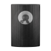 Qoltec SUPER BASS TWO WAY WALL SPEAKER; RMS 10W ; 15cm ; 8 Om ; TRAFO ; black