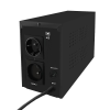Qoltec UPS MONOLITH 1000VA 600W LCD USB