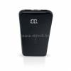 Quazar Mirror Qi 8000mAh fekete power bank (QZR-MRPB)