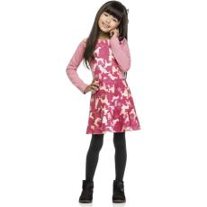 Quimby Kutyás rózsaszín ruha