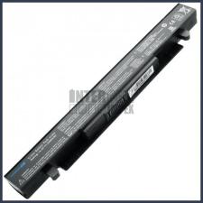 R409VC 2200 mAh 4 cella fekete notebook/laptop akku/akkumulátor utángyártott asus notebook akkumulátor